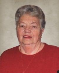Rita Grondin Gilbert  1926  2019 (92 ans) avis de deces  NecroCanada
