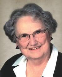 Suzanne Bourassa  1924  2019 (94 ans) avis de deces  NecroCanada