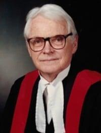 The Honourable Michael Edward