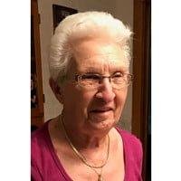 Hazel Marie Saulnier  January 24 1933  January 09 2019 avis de deces  NecroCanada