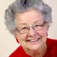 Mary E Cambridge  May 31 1932  January 12 2019 avis de deces  NecroCanada