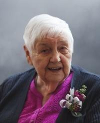 Olive Margaret Meara Maiden Scott  of St. Albert