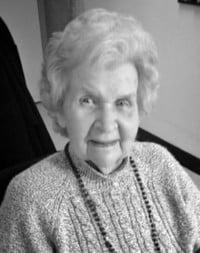 Mona Elsie Smith  December 12 1921 – January 16 2019 avis de deces  NecroCanada