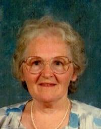 Clara Chamberlain  19232018 avis de deces  NecroCanada