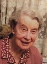 Doreen Susanna Facey  September 10 1925 to January 18 2019 avis de deces  NecroCanada