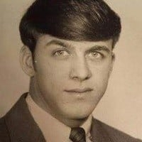 Robert Joseph Burroughs  August 28 1950  December 31 2018 avis de deces  NecroCanada
