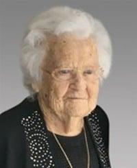 Claire Lalonde Boyer  1924  2019 (94 ans) avis de deces  NecroCanada