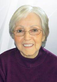 Mme Colette Simard MeNARD  Décédée le 17 janvier 2019