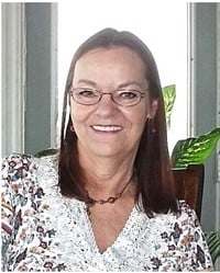 Mme Rosemarie Geishecker 1960-2019 avis de deces  NecroCanada
