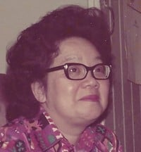 Betty Aie Wong  December 7 1922  January 17 2019 (age 96) avis de deces  NecroCanada