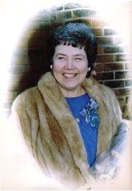 Lesley Irene Johnson  24 octobre 1929