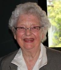 Margaret Black Scarfe  April 4 1926 –