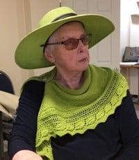 Sharon Urquhart Lawrence  May 4 1944 –