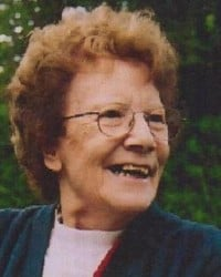 Janet  Stewart  19262019 avis de deces  NecroCanada