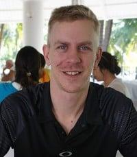 Mark Peter Johnathan Hoiting  September 29 1989 –