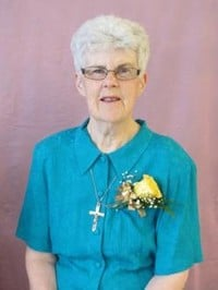 Sr Marie Smith  19362019 avis de deces  NecroCanada