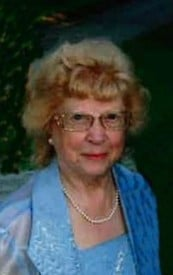 Anna Gertrude Boyle  19272019 avis de deces  NecroCanada