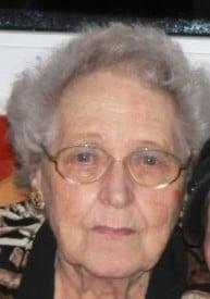 CLeMENT POULIN Pauline  1923  2019 avis de deces  NecroCanada