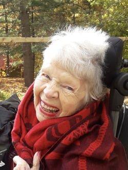 Margaret Claire Hamilton  2019 avis de deces  NecroCanada