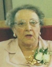 Mary Catherine McDonald  May 13 1925  January 21 2019 avis de deces  NecroCanada