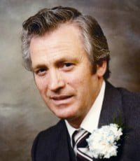 Roderick McGuire  25 novembre 1935 – 21 janvier 2019