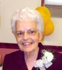 Rose Marie LeBlanc  2019 avis de deces  NecroCanada
