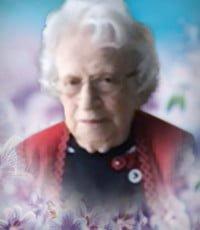 Antoinette Dube  20 novembre 1919 – 21 janvier 2019