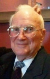 Frederick John James Arnold  January 23 2019 avis de deces  NecroCanada