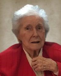 Lorraine Samson Duclos  1919  2019 (99 ans) avis de deces  NecroCanada
