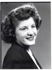 Mary Ethel Adair  January 22nd 2019 avis de deces  NecroCanada