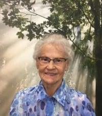 Edith Wollenberg  January 24 2019 avis de deces  NecroCanada