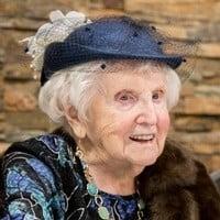 Gladys Smith  March 15 1918  January 18 2019 avis de deces  NecroCanada