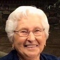 Johanna Bach Marrison  February 29 1924  June 13 2018 avis de deces  NecroCanada