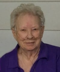Betty Florence Clarke  September 13 1927  January 25 2019 avis de deces  NecroCanada