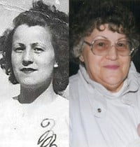 Gertrude Landry  2019 avis de deces  NecroCanada