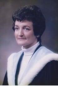 Helen Jean Barnes  19342019 avis de deces  NecroCanada