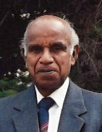 Ignatius Matthew Michael S Gnanapragasam  September 19 1930  January 24 2019 (age 88) avis de deces  NecroCanada