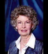 Aline Gregoire  29 août 1935 – 26 janvier 2019