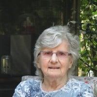 Jeanne d'Arc Breton Nee Bussieres  1921  2019 avis de deces  NecroCanada