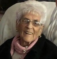 Marguerite Kenney  1926 2019 avis de deces  NecroCanada