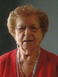 Yvette Huppe Gagne  1919  2019 avis de deces  NecroCanada