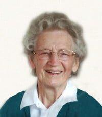 Agnes Nessie McKinnon  May 7 1925  January 25 2019 (age 93) avis de deces  NecroCanada