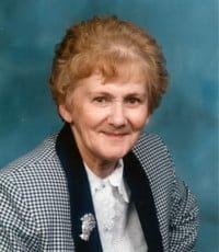 Aimee Synnott  12 mars 1927 – 27 janvier 2019
