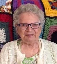 Elizabeth Betty Hardy  July 24 1926  January 26 2019 (age 92) avis de deces  NecroCanada