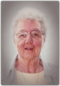 Mary Ethel Cloney  October 04 1923  January 24 2019 avis de deces  NecroCanada