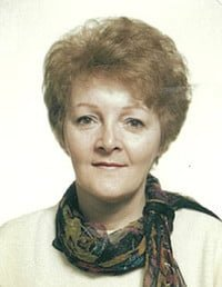 Mme Viviane Poulin Thivierge 1940 - 2019  Date du décès : 27 janvier 2019