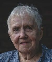 Stella Clattenburg  16 juillet 1924  24 janvier 2019 avis de deces  NecroCanada