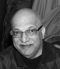 Albert Romesh Ganesh  January 14 1945 –