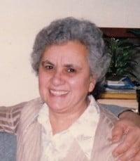 Alessandrina Franceschi Da Rugna  October 12 1926 –