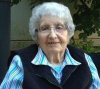 Jeanne Bosh  1921  2019 (age 97) avis de deces  NecroCanada